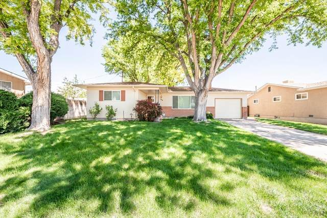 184 Cornell Circle, Pueblo, CO 81005 (MLS #186238) :: The All Star Team of Keller Williams Freedom Realty