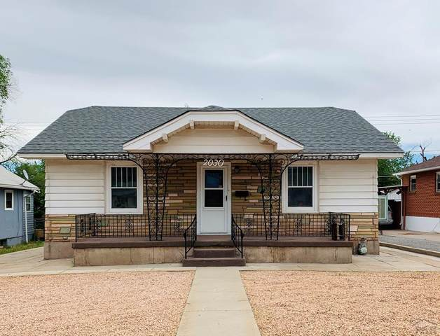 2030 E Orman Ave, Pueblo, CO 81004 (MLS #186252) :: The All Star Team of Keller Williams Freedom Realty