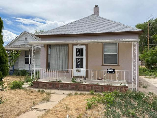 1705 Cypress St, Pueblo, CO 81004 (MLS #186257) :: The All Star Team of Keller Williams Freedom Realty