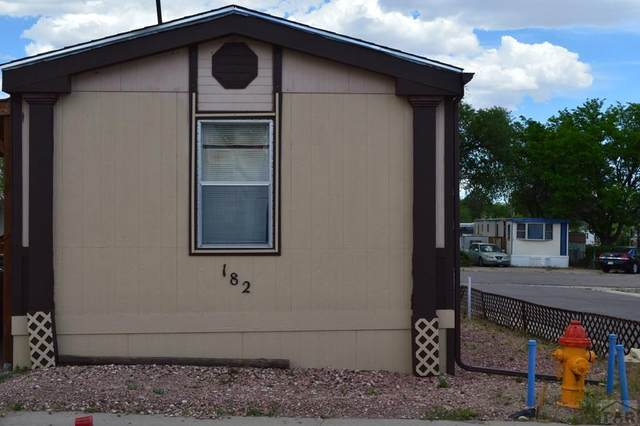 999 Fortino #182, Pueblo, CO 81008 (MLS #186316) :: The All Star Team of Keller Williams Freedom Realty