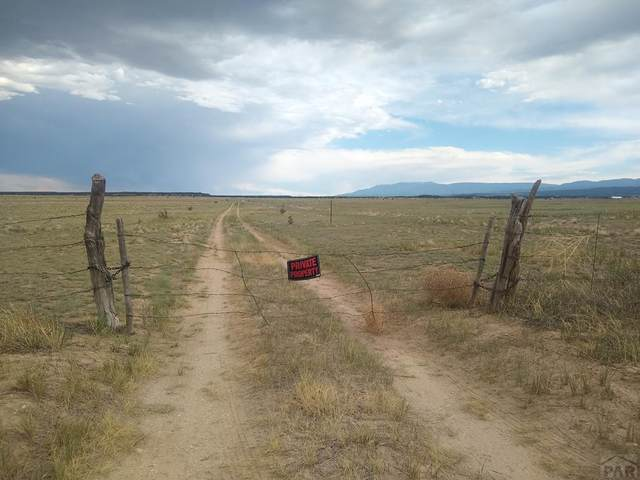 TBD Hwy 96 #0, Pueblo, CO 81005 (MLS #186361) :: The All Star Team
