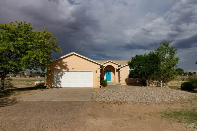 894 S Espanola Dr, Pueblo West, CO 81007 (MLS #186372) :: The All Star Team of Keller Williams Freedom Realty