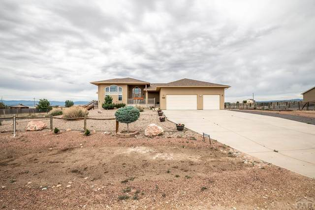 1273 Ladonia Dr, Pueblo West, CO 81007 (MLS #186381) :: The All Star Team of Keller Williams Freedom Realty