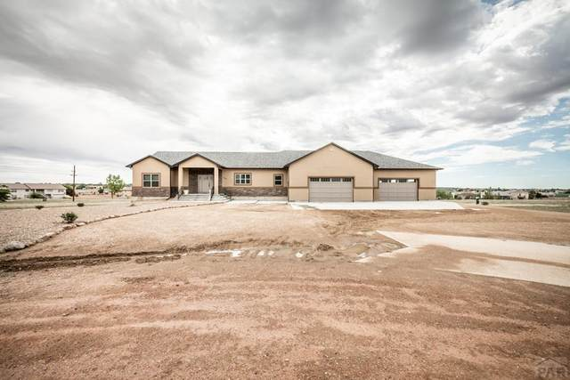 1046 S Mcculloch Way, Pueblo West, CO 81007 (MLS #186383) :: The All Star Team of Keller Williams Freedom Realty