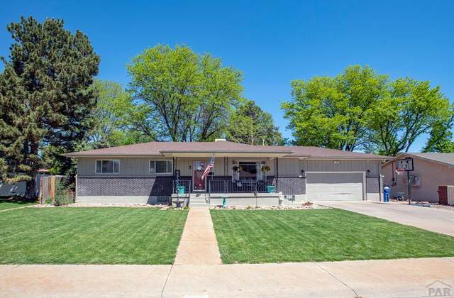 71 Fordham Circle, Pueblo, CO 81005 (MLS #186384) :: The All Star Team of Keller Williams Freedom Realty