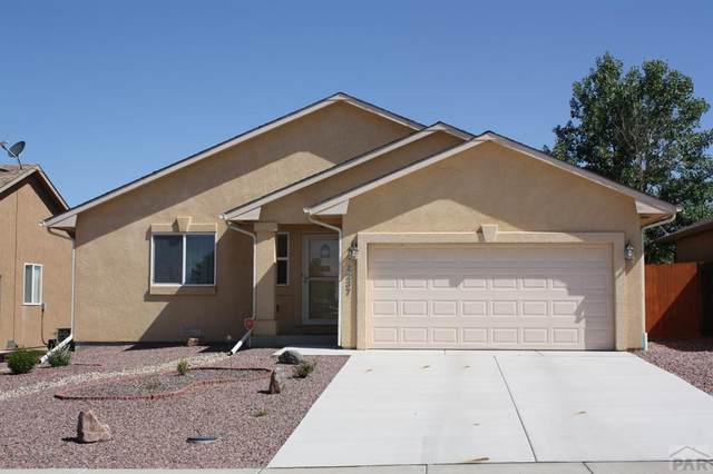 4237 Crestview Dr, Pueblo, CO 81008 (MLS #186385) :: The All Star Team of Keller Williams Freedom Realty