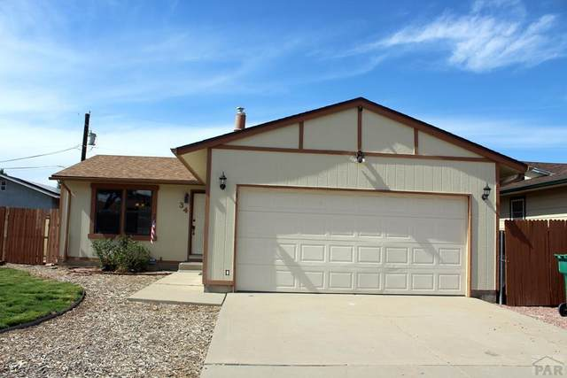 34 Wheatridge Dr, Pueblo, CO 81005 (MLS #186408) :: The All Star Team of Keller Williams Freedom Realty