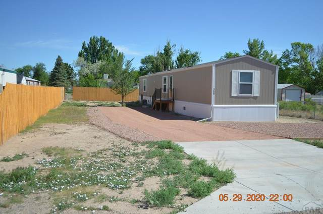 159 E Byrd Dr, Pueblo West, CO 80808 (MLS #186420) :: The All Star Team of Keller Williams Freedom Realty