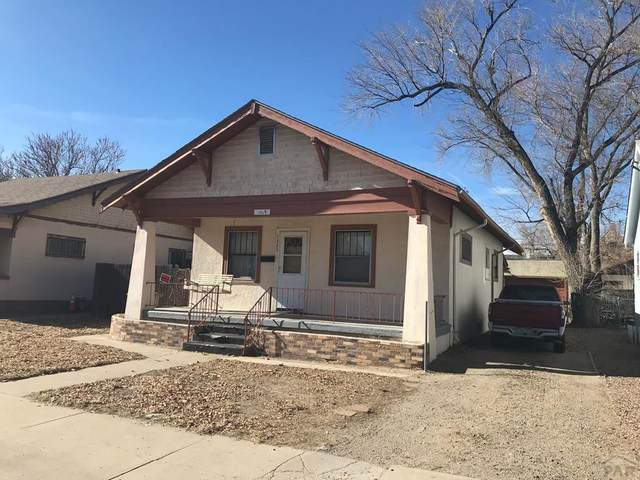 1325 Wabash Ave, Pueblo, CO 81004 (MLS #186428) :: The All Star Team of Keller Williams Freedom Realty