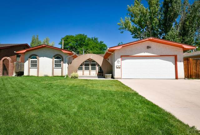 123 Carrillon Lane, Pueblo, CO 81005 (MLS #186557) :: The All Star Team of Keller Williams Freedom Realty