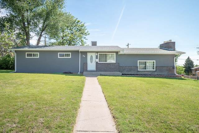 52 Macalester Rd, Pueblo, CO 81001 (MLS #186588) :: The All Star Team of Keller Williams Freedom Realty