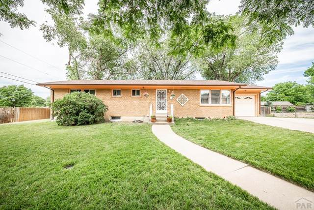 3 Robertson Rd, Pueblo, CO 81001 (MLS #186742) :: The All Star Team of Keller Williams Freedom Realty