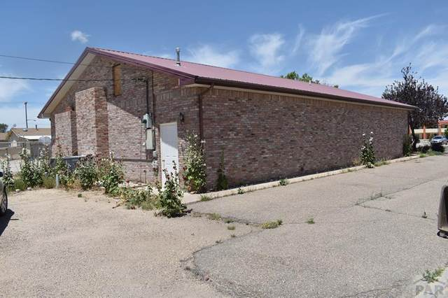 1220 E 3rd St, La Junta, CO 81050 (MLS #186805) :: The All Star Team
