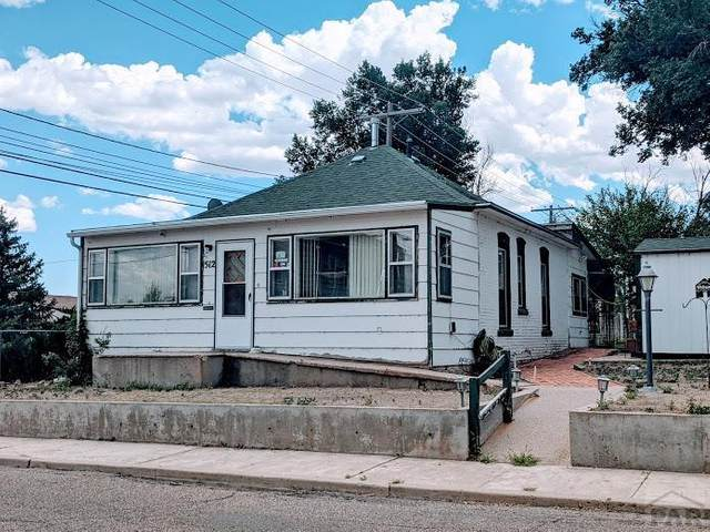 512 E 8th St, La Junta, CO 81050 (MLS #186949) :: The All Star Team