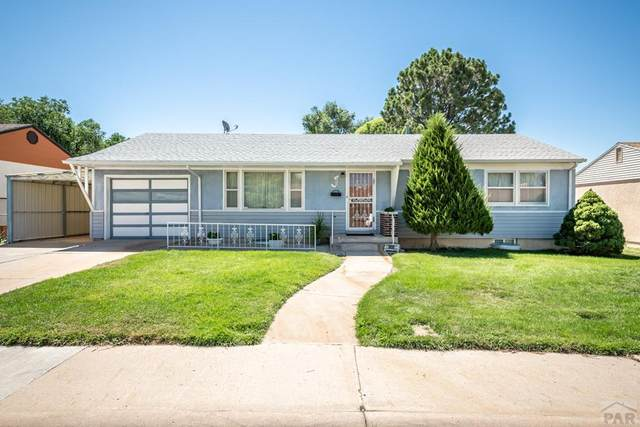 1820 Iroquois Rd, Pueblo, CO 81001 (MLS #187086) :: The All Star Team of Keller Williams Freedom Realty