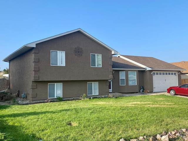 132 W Cellini Dr, Pueblo West, CO 81007 (MLS #187099) :: The All Star Team of Keller Williams Freedom Realty