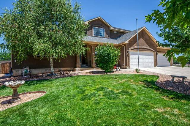 425 W Lookout Dr, Pueblo West, CO 81007 (MLS #187104) :: The All Star Team of Keller Williams Freedom Realty