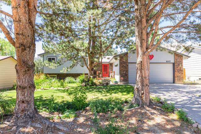 1017 Candytuft Blvd, Pueblo, CO 81001 (MLS #187115) :: The All Star Team of Keller Williams Freedom Realty
