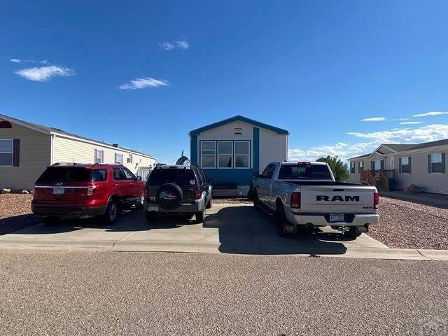 6464 Dillon Dr #57, Pueblo, CO 81008 (MLS #187118) :: The All Star Team of Keller Williams Freedom Realty