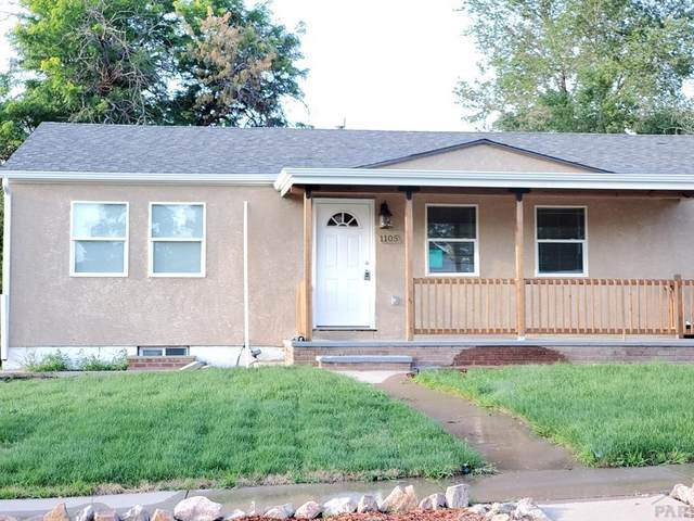 1105 Constitution Rd, Pueblo, CO 81001 (MLS #187127) :: The All Star Team of Keller Williams Freedom Realty
