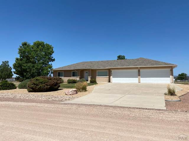 911 N Cimarron Dr, Pueblo West, CO 81007 (MLS #187128) :: The All Star Team of Keller Williams Freedom Realty
