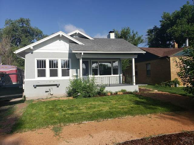 2717 8th Ave, Pueblo, CO 81003 (MLS #187132) :: The All Star Team of Keller Williams Freedom Realty