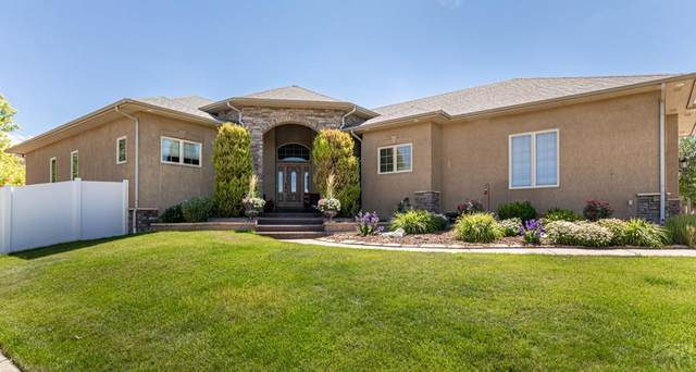 5122 Sonoma Dr, Pueblo, CO 81005 (MLS #187136) :: The All Star Team of Keller Williams Freedom Realty