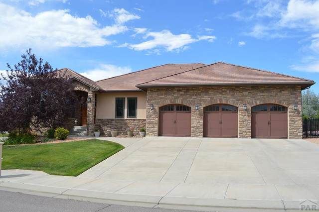 3812 Augusta Lane, Pueblo, CO 81001 (MLS #187138) :: The All Star Team of Keller Williams Freedom Realty