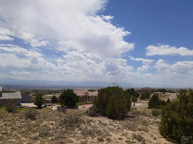 113 W Alexis Dr #21, Pueblo West, CO 81007 (MLS #187180) :: The All Star Team