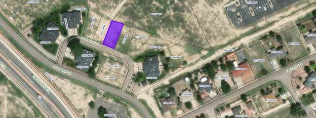 TBD Crescent Circle #7, Pueblo West, CO 81007 (MLS #187232) :: The All Star Team