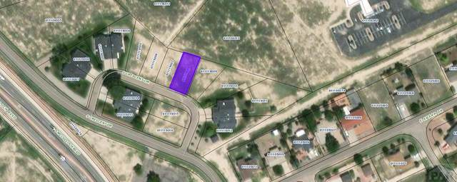 TBD Crescent Circle #8, Pueblo West, CO 81007 (MLS #187235) :: The All Star Team