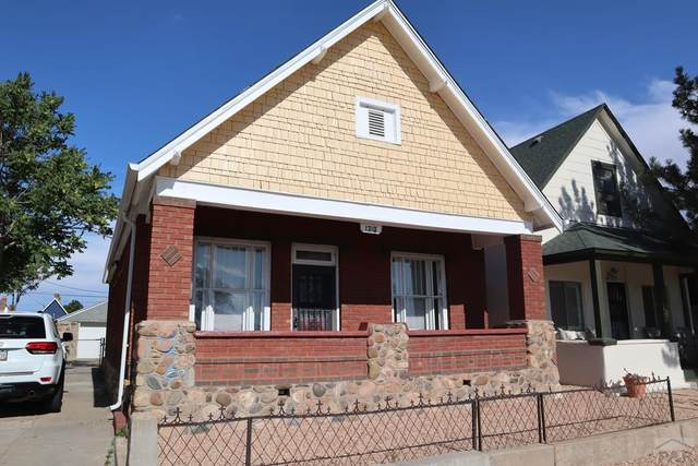 1310 Pine Ave, Pueblo, CO 81004 (MLS #187405) :: The All Star Team