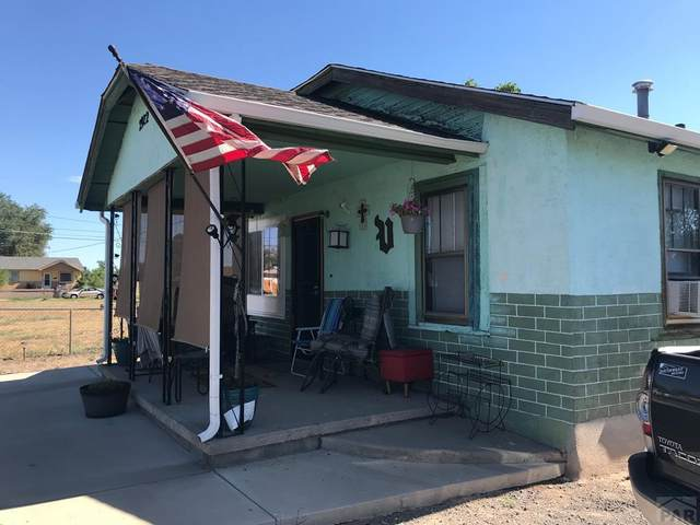 2922 Lakeview Ave, Pueblo, CO 81005 (MLS #187476) :: The All Star Team