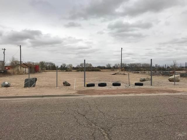 0 Farabaugh Lane #8, Pueblo, CO 81004 (MLS #187491) :: The All Star Team
