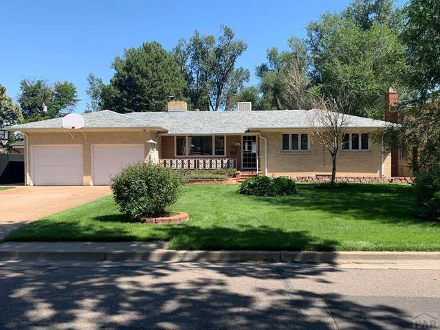331 Dittmer Ave, Pueblo, CO 81004 (MLS #187544) :: The All Star Team