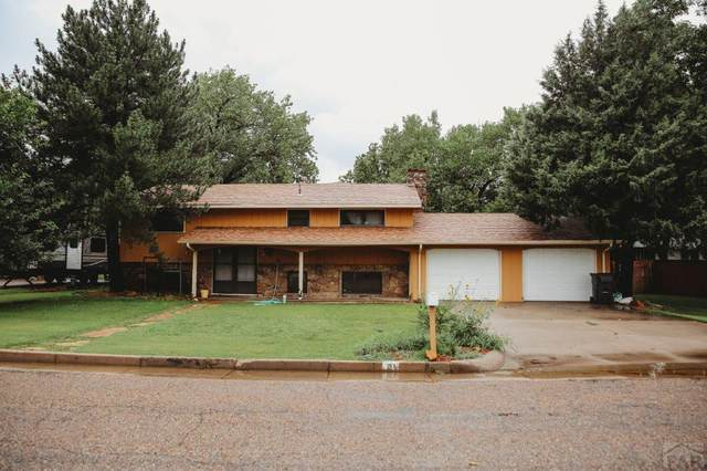 213 Willow Valley Dr, Lamar, CO 81052 (MLS #187588) :: The All Star Team