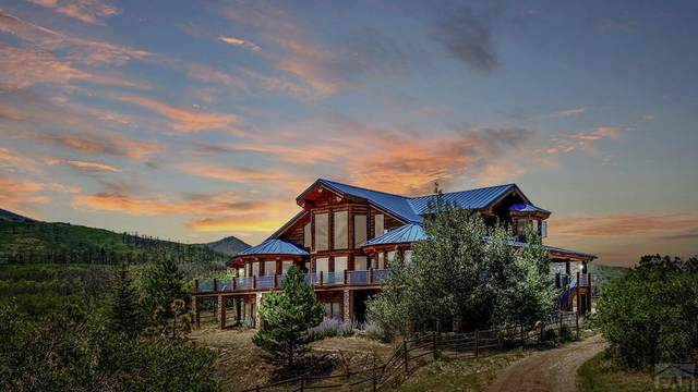 1390 Mountain Valley Rd, La Veta, CO 81055 (MLS #187656) :: The All Star Team