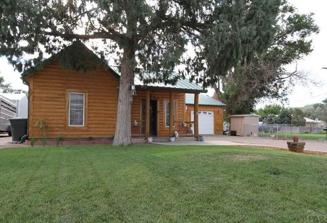 804 6th St, Fowler, CO 81039 (MLS #187907) :: The All Star Team