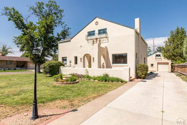 27 Dunsmere Ave, Pueblo, CO 81004 (MLS #188134) :: The All Star Team