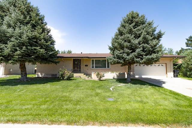 111 Baylor St, Pueblo, CO 81005 (MLS #188204) :: The All Star Team