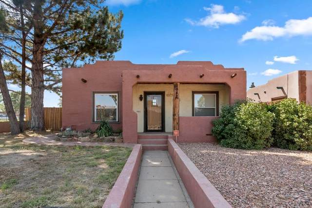 1947 Carteret Ave, Pueblo, CO 81004 (MLS #188222) :: The All Star Team