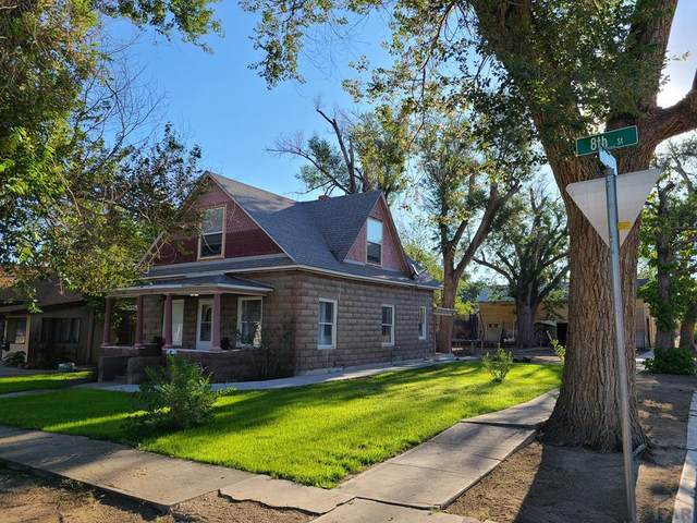 311 8th St, Fowler, CO 81039 (MLS #188226) :: The All Star Team