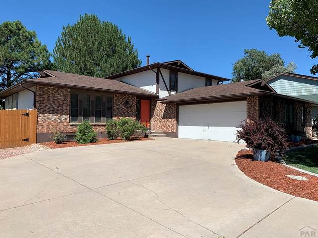 4315 Fireweed Dr, Pueblo, CO 81001 (MLS #188229) :: The All Star Team