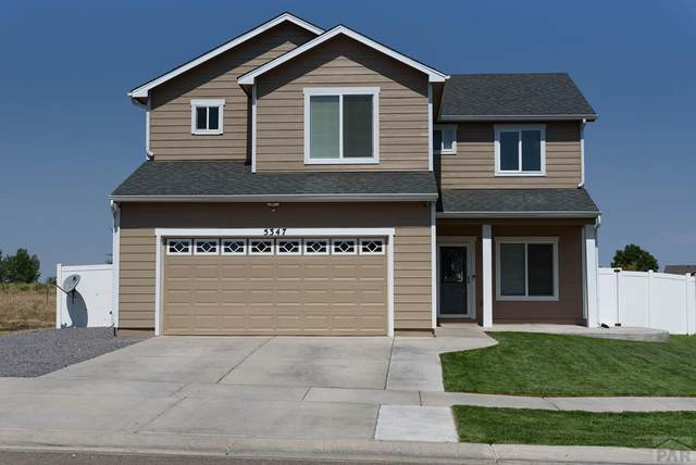 5347 Blue Spruce Dr, Pueblo, CO 81005 (MLS #188273) :: The All Star Team
