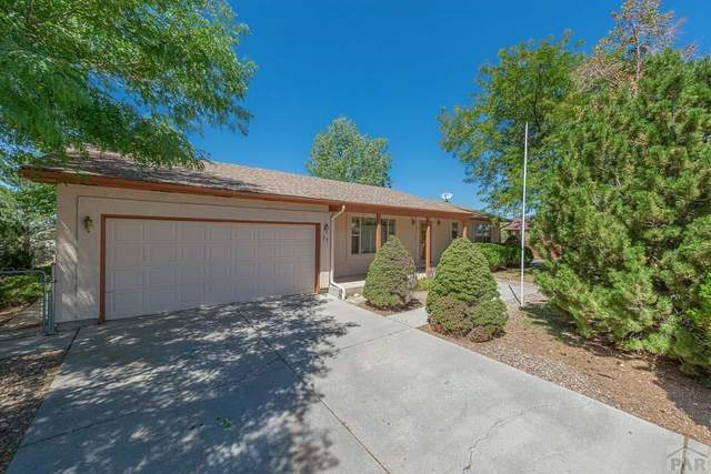 21 S Golfwood Dr W, Pueblo West, CO 81007 (MLS #188307) :: The All Star Team