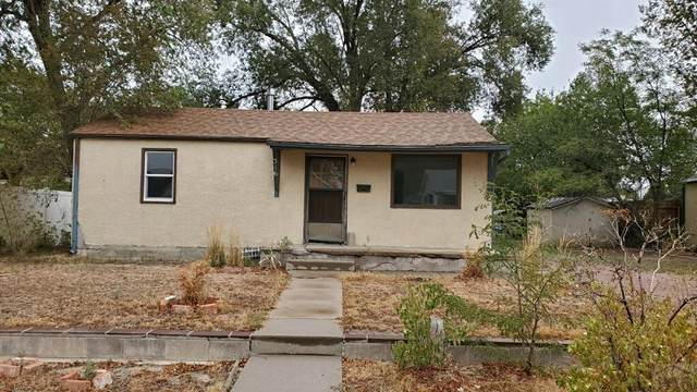516 Henry Ave, Pueblo, CO 81005 (MLS #188318) :: The All Star Team