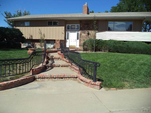 188 Cornell Circle, Pueblo, CO 81005 (MLS #188321) :: The All Star Team