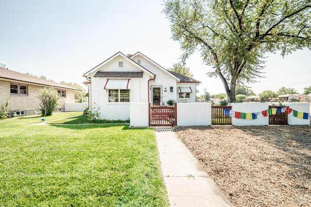 628 Lincoln, Pueblo, CO 81004 (MLS #188376) :: The All Star Team
