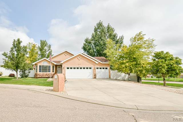5227 San Jacinto Court, Pueblo, CO 81005 (MLS #188378) :: The All Star Team