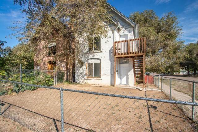 823 E 2nd St #2, Pueblo, CO 81001 (MLS #188401) :: The All Star Team